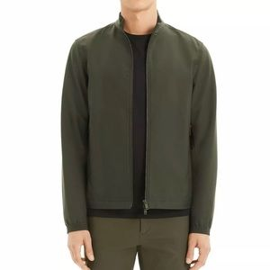 Theory Tremont Zip-Front Jacket xs